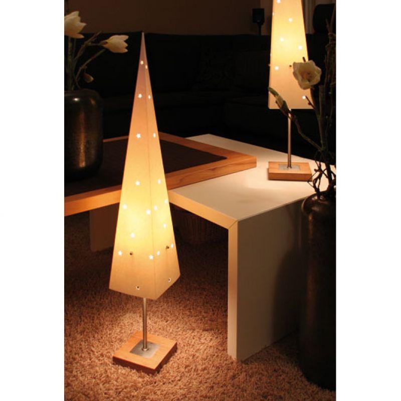 best season pyramide papier wei eingestanzte sterne 1x. Black Bedroom Furniture Sets. Home Design Ideas