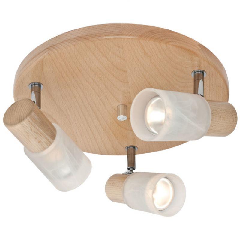 Deckenleuchte Holz Rund : verfügbar gemäß Lieferzeitangabe GTINEAN 5907795175348 ArtikelNr