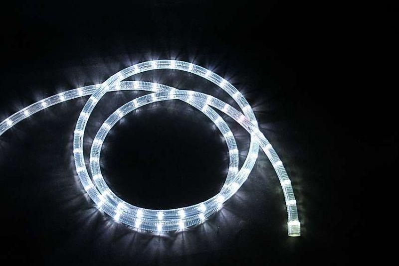 led lichtschlauch weiss mit 12v anschlu und gleichrichter 15. Black Bedroom Furniture Sets. Home Design Ideas