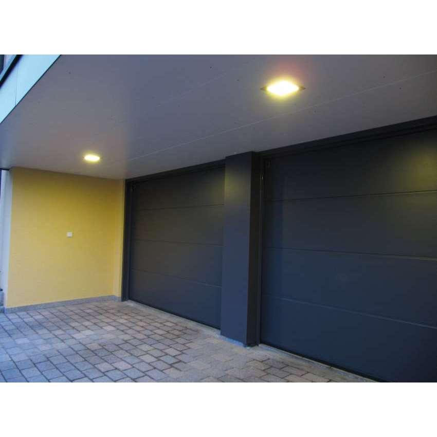 heitronic led au en panel dimmbar 430lm 84 led w. Black Bedroom Furniture Sets. Home Design Ideas