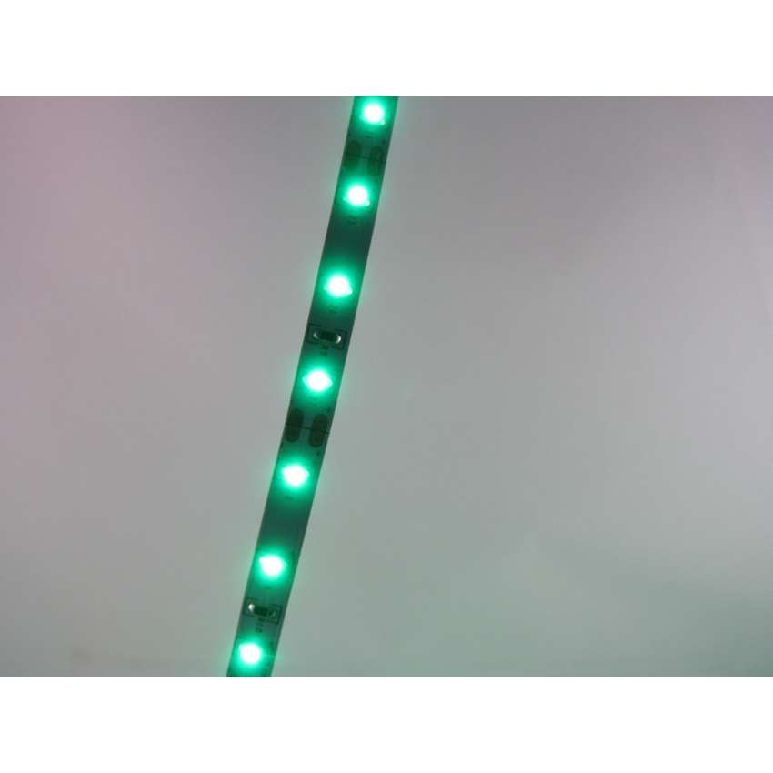 led stripe band gr n 300 smd leds 5050 ip20 5m. Black Bedroom Furniture Sets. Home Design Ideas