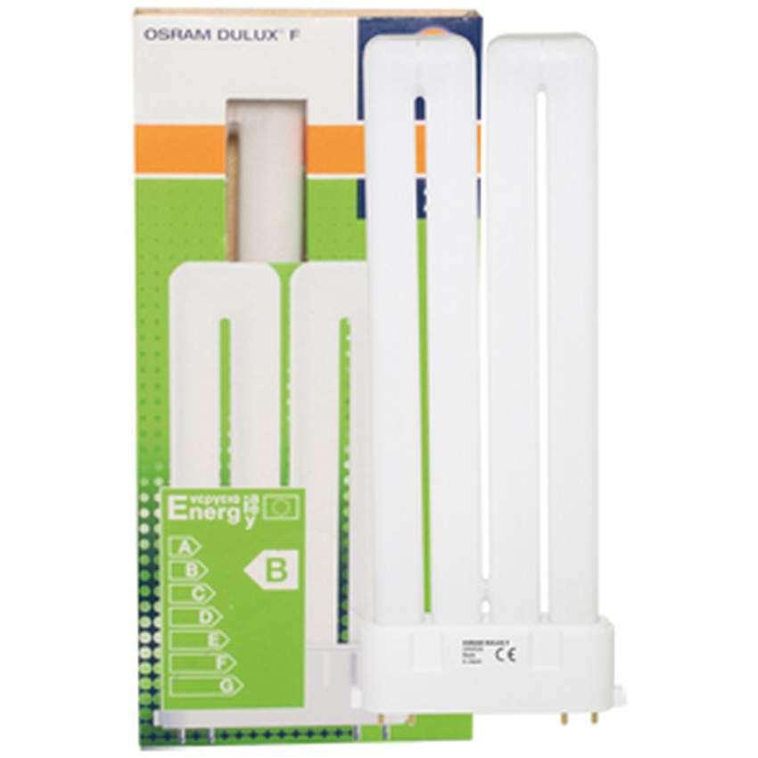 osram dulux f 2g10 18w lf840 energiesparlampe vvg evg 1. Black Bedroom Furniture Sets. Home Design Ideas