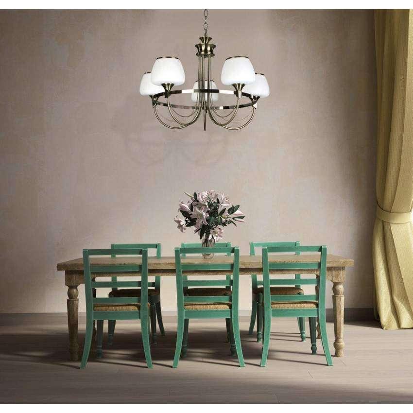 spot light pendelleuchte aludruckguss messing antik f. Black Bedroom Furniture Sets. Home Design Ideas