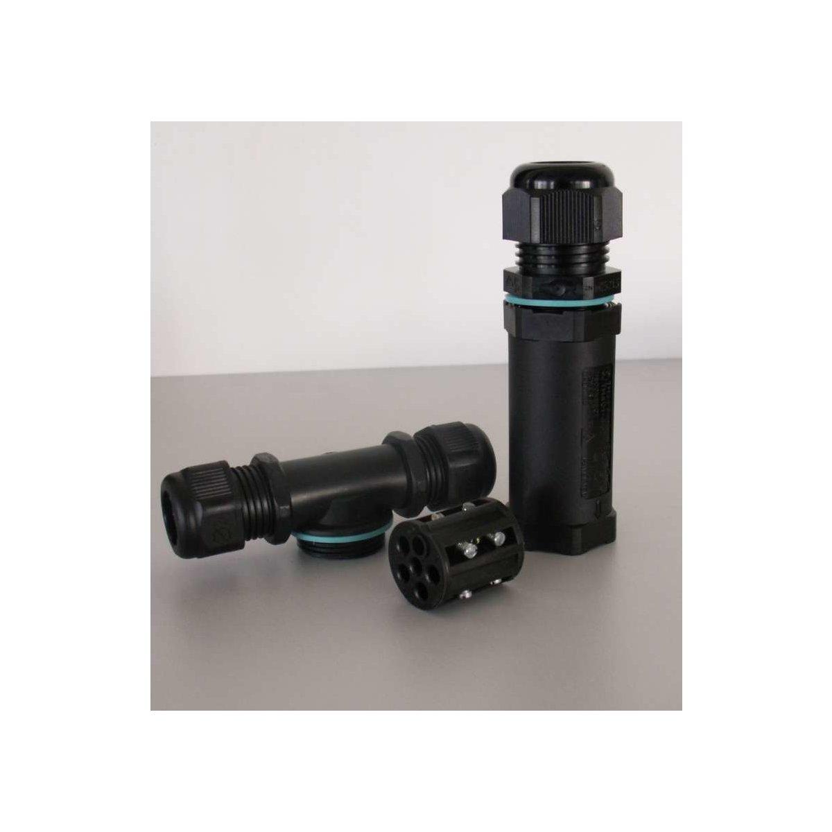 T - Kabelverbinder T-Stück Wasserdicht IP68 5 Polig für